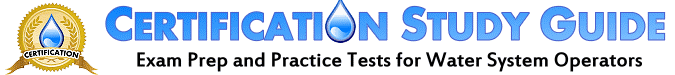 Water Operator Certification Study Guide